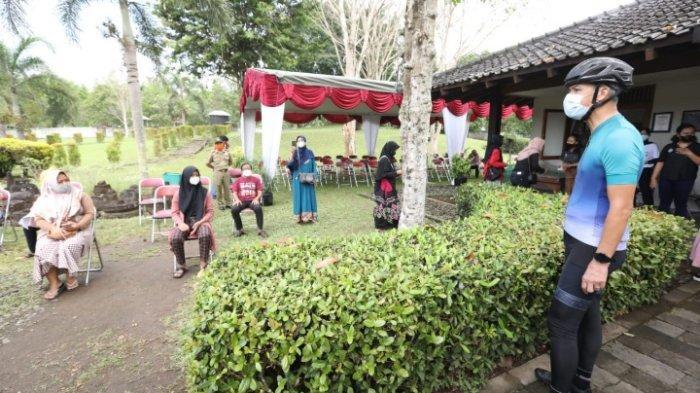 JelangTour de Borobudur (TDB) dan Borobudur Marathon, Pemprov Jateng Percepat Vaksinasi di Magelang