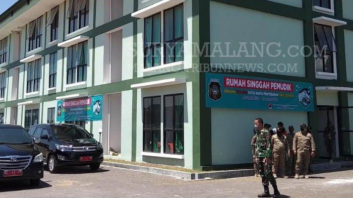 Antisipasi Lonjakan Pasien Corona, RSUD Mardi Waluyo Kota Blitar Usulkan Pembentukan Safe House