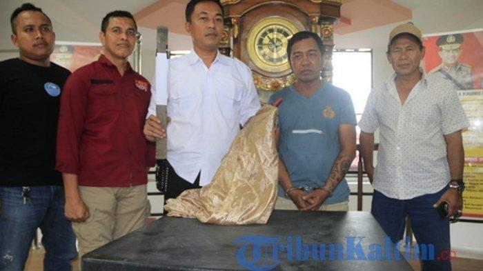 Pemukul Mahasiswi Samarinda yang Sedang Shalat di Masjid Ditangkap, Ternyata Begini Niat si Pelaku