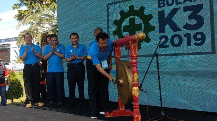 Targetkan Zero Accident Di Tahun 2019 Dalam Perayaan Bulan K3 Di Seluruh Lingkungan PT PJB