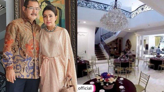 Penampakan Megah Rumah Mewah Mayangsari dan Bambang Trihatmodjo Terekspos, Mirip Hotel Bintang 5