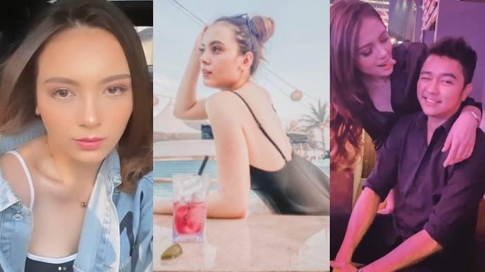 Foto-foto Jeje, Pacar Baru Abash Gak Kalah Seksi dari Lucinta Luna, Sang Mantan Sudah Bebas