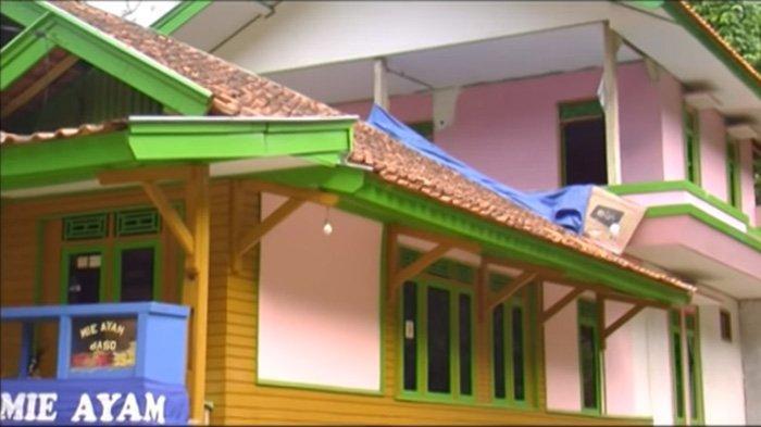 Penampakan rumah Lesti Kejora di Cianjur, Jawa Barat