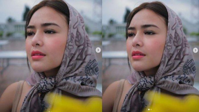 Amanda Manopo Tampil Beda Pakai Hijab Jadi Sorotan, Pesona Lawan Main Arya Saloka Banjir Pujian
