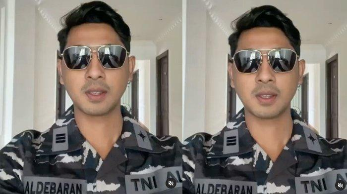 Penampilan Arya Saloka Pakai Seragam TNI AL Bikin Gagal Fokus, Tampak Gagah Pakai Nama Aldebaran
