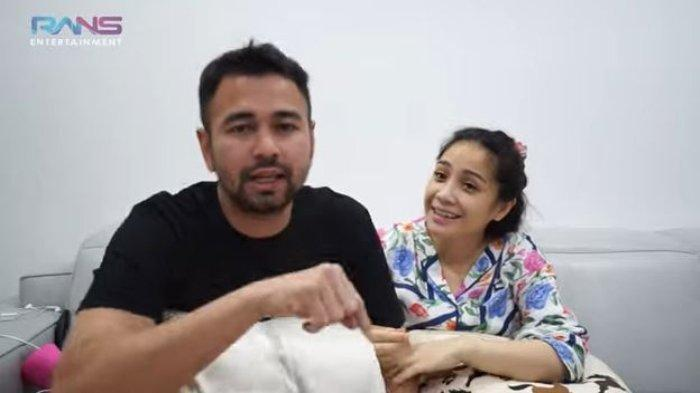 Reaksi Tak terduga Nagita Slavina Saat Raffi Ahmad Tumbuhkan Jenggot, Ibu Rafathar Sorot Paras Suami