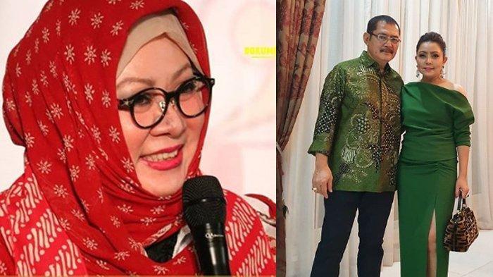 Penampilan Serasi Mayangsari & Bambang Trihatmodjo di Ulang Tahun Tutut Soeharto, Kompak Foto Bareng