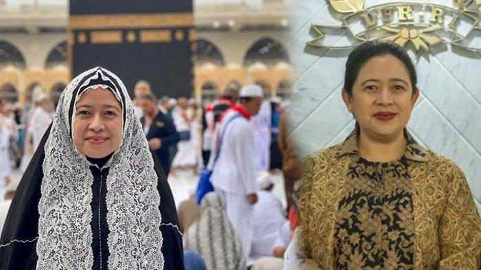 Penampilan Terbaru Puan Maharani Berhijab saat Umroh di Mekkah, Intip Sederet Aktvitas Ketua DPR RI