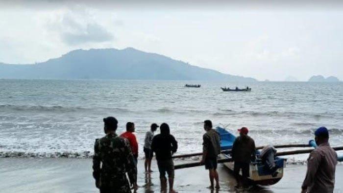 2 Nelayan Hilang Tenggelam Saat Menyelam Cari Lobster di Perairan Trenggalek