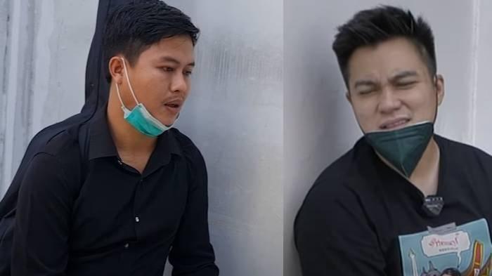 Curhat Pencipta Lagu Nagita Slavina Ingin Bertemu Raffi Ahmad Diusir Satpam, Baim Wong: Emang Begitu