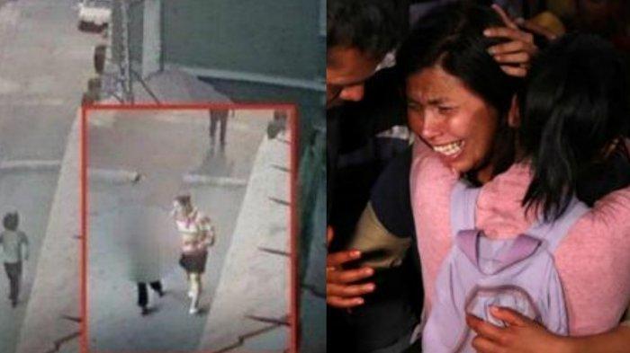Detik-detik Terakhir Korban Penculikan Anak Terekam CCTV, Sosok Penculik Terlihat di Video