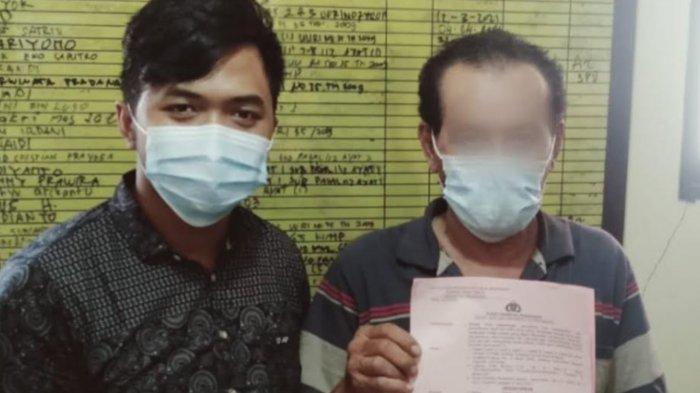 Bobol Percetakan di Plosokandang Tulungagung, Bapak-Bapak Asal Blitar Ditangkap