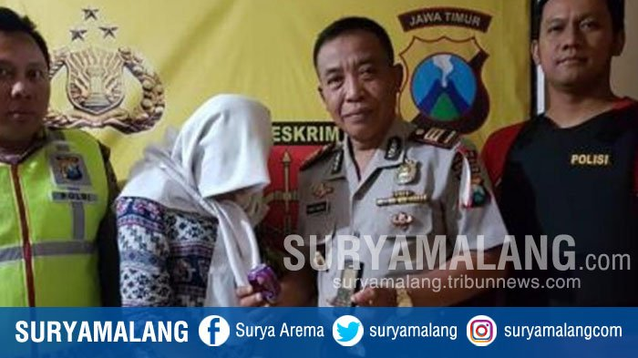 Masuk Ponpes Darul Ulum, Jombang, Wanita Ini Malah Mencuri Barang Milik Santriwati