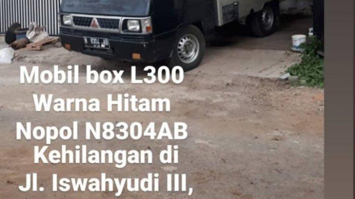 Kondisi Sepi dan Minim Penjagaan Permudah Pencurian Mobil di Jalan Iswahyudi III, Kota Malang