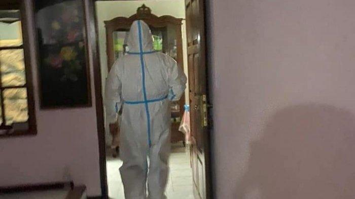Postingan Viral di Kota Malang, Pencurian dengan Modus Penyemprotan Disinfektan