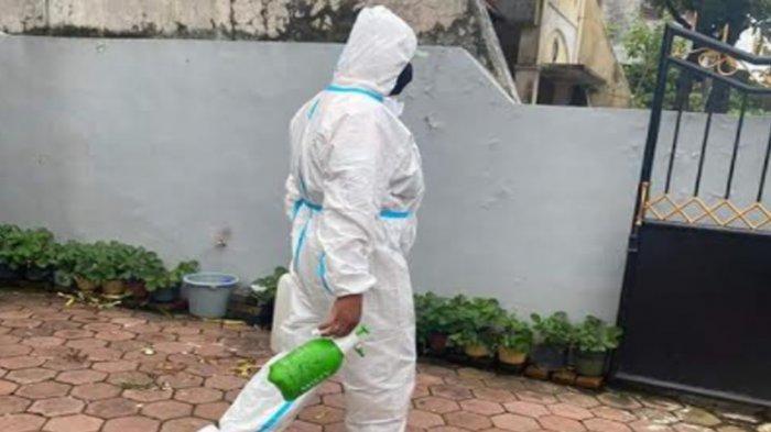 Pencuri Nyamar Jadi Petugas Penyemprotan Disinfektan Beraksi di Sawojajar Malang, Gasak Perhiasan