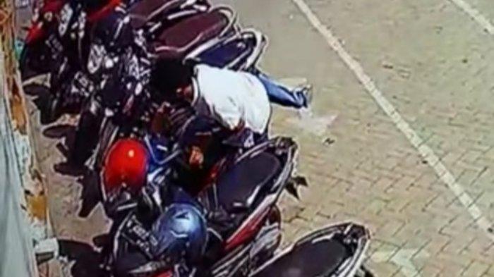 Pencurian Motor Makin Resahkan Warga Gresik, Pelaku Hanya Butuh Waktu Kurang Semenit
