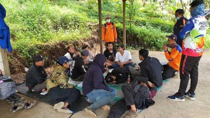 1 Pendaki Terpisah dari Rombongan & Diduga Hilang di Gunung Buthak, BPBD Kota Batu Lakukan Pencarian