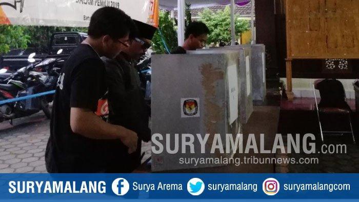 Simulasi Pemilu di Kota Batu Antisipasi Antrean Membludak