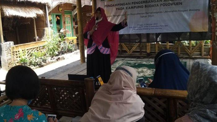 LPPM UM Gelar Pendampingan dan Pengembangan Jaringan Usaha dan Kemitraan di KBP
