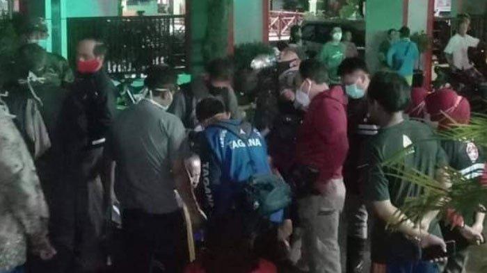 20 Orang Hilang dan Sejumlah Rumah Tertimbun Tanah Longsor di Dusun Selopuro, Nganjuk