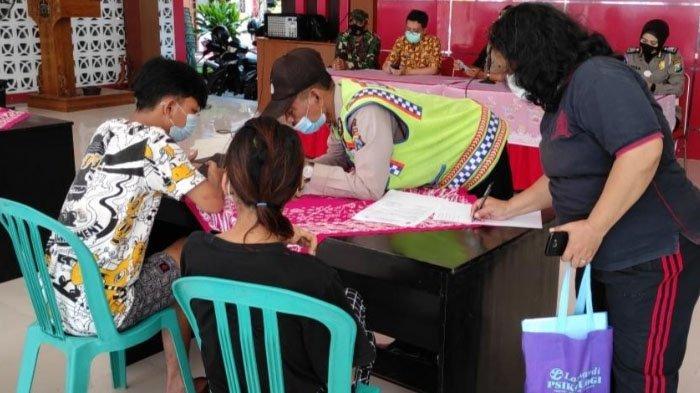 Razia Rumah Kos di Kota Blitar, Petugas Temukan Pasangan Usia 14 Tahun