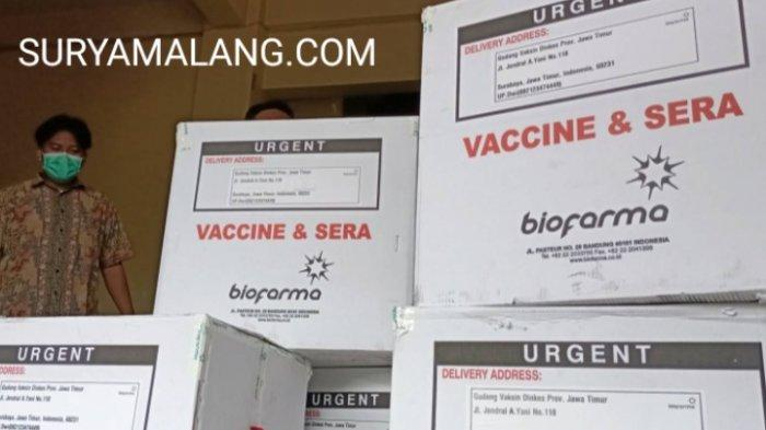 Jadwal Vaksinasi Covid-19 di Jatim, Kota Blitar Mulai Februari 2021