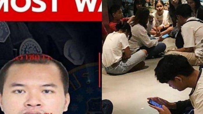 Detik-detik Penembakan di Mall Thailand Menurut Korban, Ini Cara Mereka Sembunyi dari Pelaku