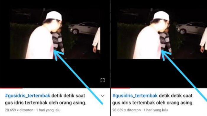 BREAKING NEWS : Beredar Video Diduga Penembakan Gus Idris Ulama Asal Malang