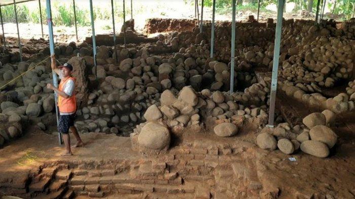 Ditemukan Istana Bhre Wengker di Situs Kumitir Mojokerto, Diduga Bagian Kota Kerajaan Majapahit