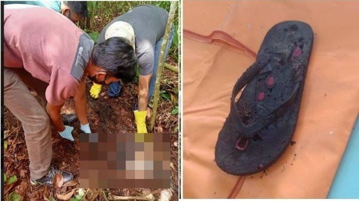 2 Tahun Hilang, Pria ini Ditemukan Sudah Jadi Tengkorak & Tulang, Teridentifikasi Dari Sandal Jepit
