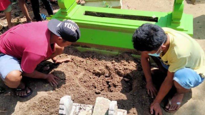 Misteri Kuburan Bayi Bernisan Batu Bata di TPU Desa Majungan, Pamekasan