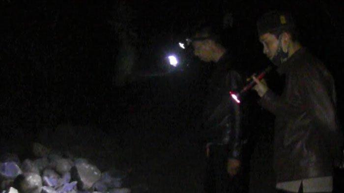 Heboh Penemuan Mayat 2 Pria Bersimbah Darah di Dusun Bakah, Lumajang, Sama-sama Terluka di Leher