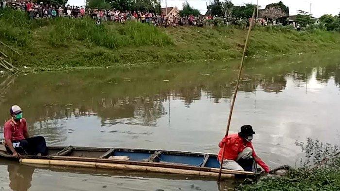 Jenazah Tanpa Identitas Ditemukan di Sungai Ngrowo Tulungagung, Ada Ijazah Dari Perguruan Silat