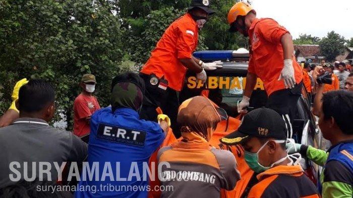 Geger Penemuan Mayat Wanita di Semak Sungai Konto Jombang, Sudah Membusuk dan Tubuh Penuh Luka Lecet