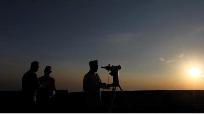 Hasil Sidang Isbat Penentuan awal Puasa 2020 atau 1 Ramadhan 1441 H Sesaat Lagi, Disiarkan TVRI