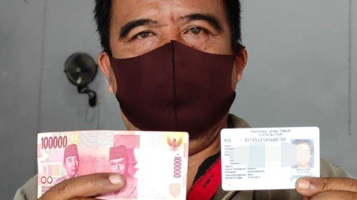 Reaksi Penerima Bantuan Sosial Tunai (BST) Kota Blitar Seusai Terima Uang Rp 600.000