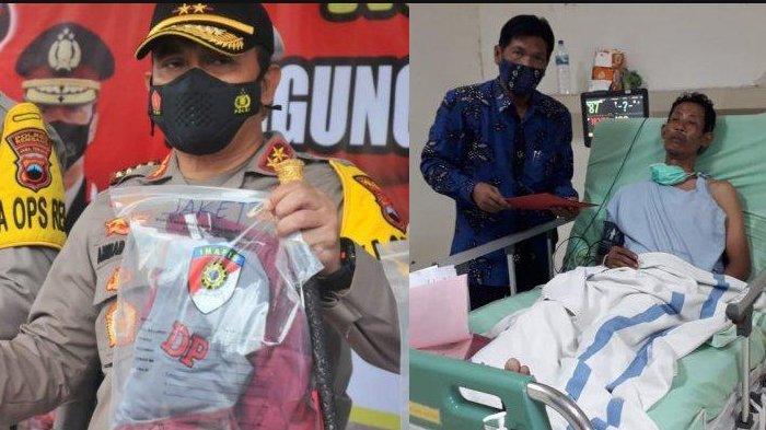 Pengakuan Tersangka Pembunuhan 4 Orang Keluarga Anom Subekti Rembang, Sumani Bantah Tuduhan Polisi