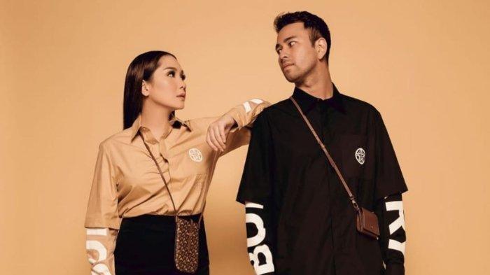 Potret Raffi Ahmad dan Nagita Slavina