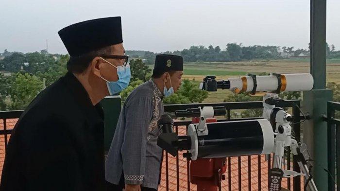 Hilal Tak Tampak, Kemenag Kabupaten Kediri: Puasa Digenapkan 30 Hari