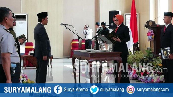 Zadiem Efisien Resmi Jadi Sekretaris Daerah Pemkot Batu