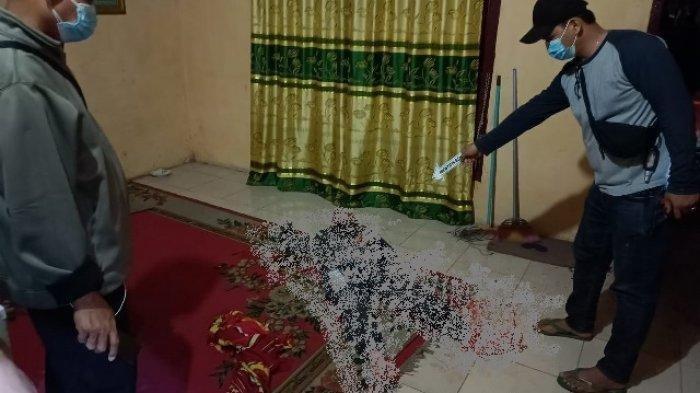 Dugaan Perampokan di Tanjung Jabung Barat, Kakek 61 Tahun Tewas Bersimbah Darah dan Sang Cucu Kritis