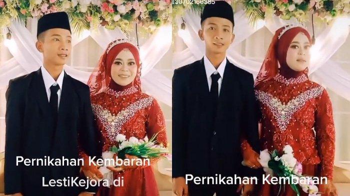 Pengantin viral di Aceh mirip Lesti Kejora