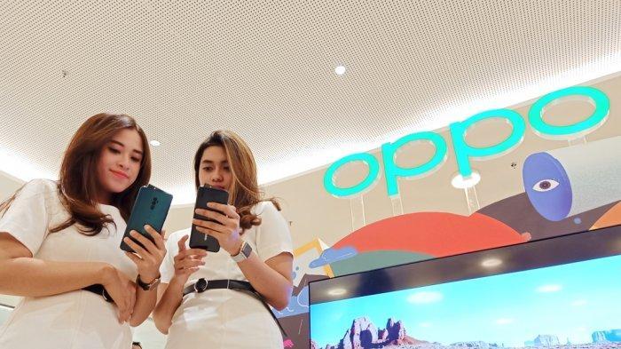 Dibandrol harga jual Rp 12,999 Juta di Indonesia, Berikut Spesifikasi Lengkap OPPO Reno 10x Zoom