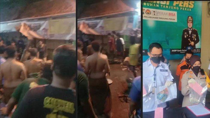 Pengeroyokan Maut Mahasiswa AWS Zainul Fattah di Kalimas Baru Surabaya, Baru 3 Tersangka Ditangkap