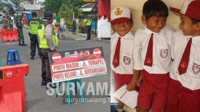 Berita Malang Hari Ini 22 Juni 2020 Populer: Evaluasi Pengetatan di Singosari dan Sekolah Daring