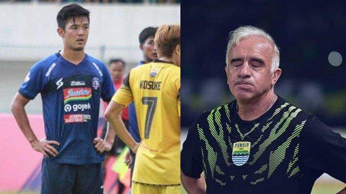 Pengganti Takafumi Akahoshi Setelah Dilepas Arema FC, Rekomendasi Langsung dari Mario Gomez