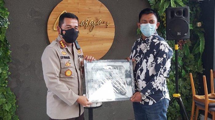 Warga Kota Malang Apresiasi Kinerja Kapolresta Malang Kota, Kombes Pol Leonardus Simarmata