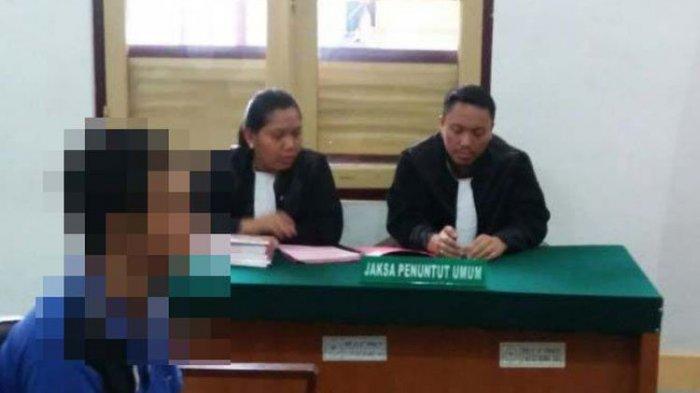 Akibat Hina Jokowi dan Kapolri Jenderal, Siswa SMK ini Divonis 1,5 Tahun Penjara
