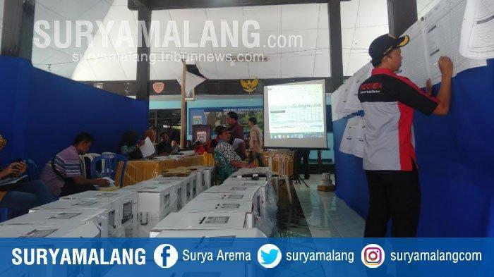 Dua Caleg Diduga Sebar Uang di Kecamatan Turen, Kabupaten Malang